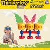 Игрушка 2017 серий роботов строительных блоков малышей воспитательная