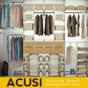 옷장 (ACS3-W05)에 있는 주문을 받아서 만들어진 현대 나무로 되는 침실 가구 도보