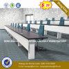 Grosse Größen-flippiger hölzerner Entwurfs-Konferenztisch (HX-8N2202)