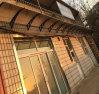 80 X 120cm Regen van de Zon van de Achterdeur van de Grootte de Voor beschermt de Schuilplaats van de Luifel