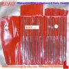 12ПК 4X160мм файлы иглы в красный пластиковый чехол