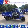 De Helft van Shifeng wierp 2 Zetel/Vervoer/Lading af/draagt voor de Kipwagen van de Driewieler 500kg -3tons