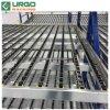 Nave industrial para servicio pesado cremallera de flujo de caja de acero