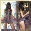 Шифон Condole ремень Sexy белье костюмы Nightgown пижама плюс размеров