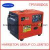 高品質の無声ディーゼル発電機Tp5500dgs