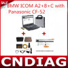 Icom A2+B+C für BMW mit Panasonic CF-52 Toughbook mit 2015.03 Software Full Set