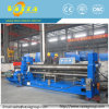 CE Approved Hydraulic Rolling Machine con Prebending Function