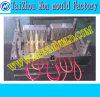 Stampaggio ad iniezione di plastica personalizzato della sede di benna