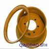 Стальной колесный диск для освещения погрузчика (5.5-16)