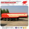 Haut de la qualité d'huile végétale 40cbm Tanker semi-remorque