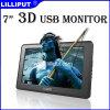 Monitor dell'affissione a cristalli liquidi del USB 3D di Lilliput 7  & 3D esposizione (UM-73D)
