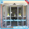 Porta de dobradura automática