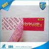 Rodillo de encargo de las etiquetas engomadas adhesivas de la marca de fábrica