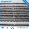Lâmpada de aquecimento infravermelho de fibra de carbono