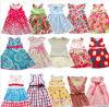 Classic Girl's Clothing Girls Dress Children Dress Factory Outlet Dress