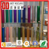 Color mat Foil, Pearl Foil Hot Stamping Foil dans Various Colors
