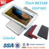 7 polegadas Rk3168 Dual PC da tabuleta do Android 4.2 do córtice A9 do núcleo