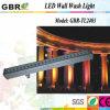 Indicatore luminoso della rondella della parete di controllo LED di DMX RGBW