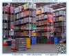 Muti-Levels Warehouse Storage Steel Beam Racking per Industry