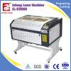 Cortadora de cuero de papel del laser del CO2, máquina de grabado del laser con la ISO del Ce