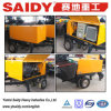 Construção Machinery Hbt15-08sc Output 15m3 Per Hour Small Portable Trailer Concrete Pump
