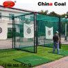 Rete e gabbia di pratica di golf del cortile di sport esterni