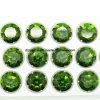 De decoratieve Ronde Goedkope Parels van het Glas voor Juwelen die van de Leverancier van China maakt