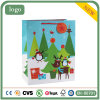 Бумажный мешок, мешок северного оленя рождества бумаги с покрытием, мешок подарка бумажный