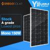 Moregosolar un commercio all'ingrosso del comitato solare del grado 150 W con la l$signora Series di prezzi più bassi