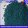 PP/PE/EVA lichtgroene Plastiek Gerecycleerde Korrels Masterbatch