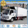 4X2 Isuzu geräumige Fahrerhaus-frische Nahrungsmittelgefriermaschine-Milch und Vaccinetransport LKW