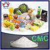 Agente de engrossamento E466 CMC da goma da celulose Carboxymethyl de sódio