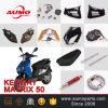 De achter Hefboom van de Rem voor Keeway Matrijs 50 de Delen van de Autoped