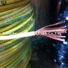 Высокое качество зеленый желтый кабель заземления с помощью медного провода