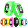 LCD digital Podômetro Contador de calorias bracelete curta distância Assista