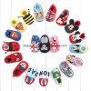 이렇게 귀엽고 편리한 다채로운 아기 신발 패턴