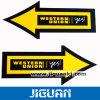 Ventana de PVC adhesivo estático Die-Cut auto adhesivo de vinilo