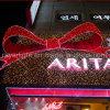 新しく美しいリボンのクリスマスLEDの装飾ライトモールの装飾