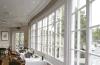 Aluminiumlegierung-Flügelfenster-Fenster mit guter Qualität