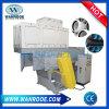 Tubo plástico do eixo único Shredder Máquina máquina de reciclagem