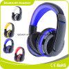 Auricular sin hilos estéreo del receptor de cabeza de Bluetooth de los deportes coloridos materiales del ABS