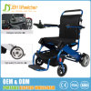 Sedia a rotelle elettrica poco costosa economica nella terapia di riabilitazione