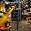 Spätester Regenbogen-Farben-Haushalts-Innenspielplatz-Gerät