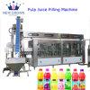 Macchina di rifornimento della bevanda del succo di frutta con il sistema di riciclaggio di CIP