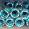 Uso rivestito del filo di acciaio del PVC per le zone della costruzione di edifici