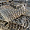 Падение с возможностью горячей замены оцинкованных решетку с высоким качеством
