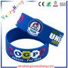 Moins cher populaire bracelet en caoutchouc de silicone personnalisé pour cadeau de promotion