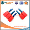 HRC55-60 Moinhos de ponta de carboneto de tungstênio