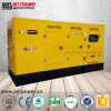 10kw携帯用防音の防水ディーゼル溶接の発電機