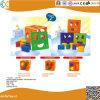 プラスチック教育おもちゃのブロック